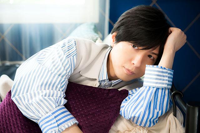 神谷浩史◇「『かくしごと』は、僕にとって特別な作品」 | TVガイド ...