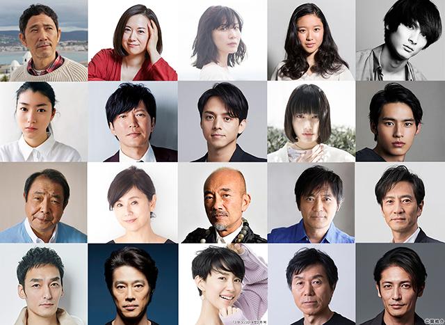 大河 ドラマ 2021 キャスト