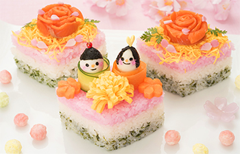 レシピ ひな祭り ケーキ
