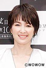 「連続ドラマW 黒鳥の湖」会見:吉瀬美智子/財前由布子