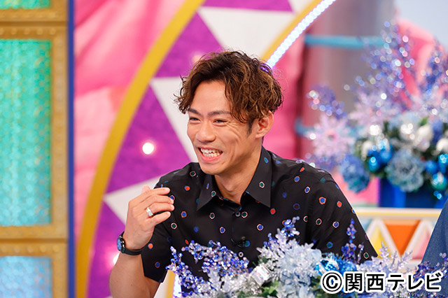 KISS&CRY/髙橋大輔「THE ICE☆ブラマヨのフィギュアオールスター夏祭り」