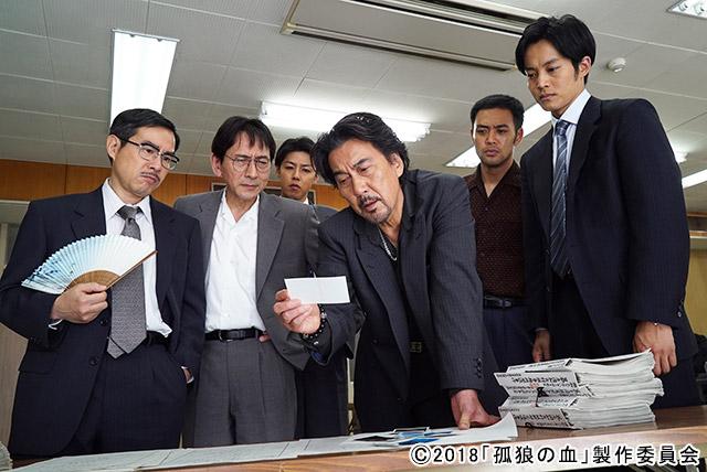 東映チャンネル/映画「孤狼の血」