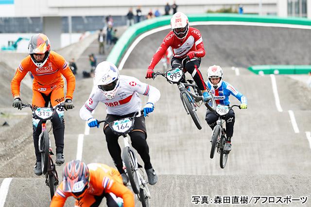 BMX・レーシング 写真:森田直樹/アフロスポーツ