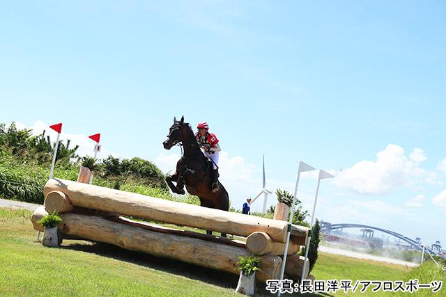 馬術(大岩義明) 写真:長田洋平/アフロスポーツ
