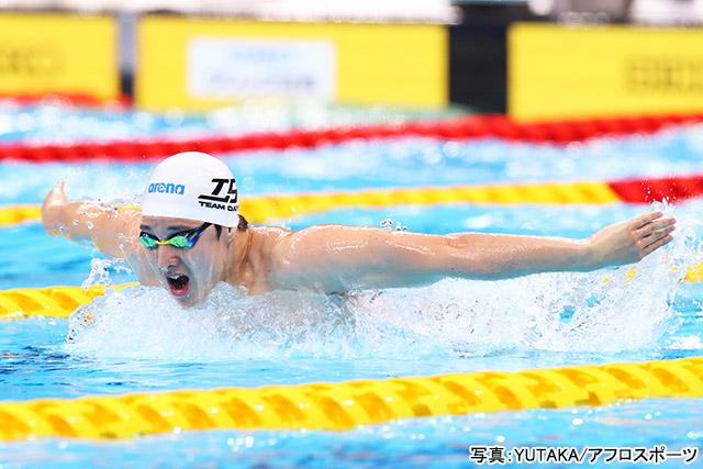 競泳(瀬戸大也)写真:YUTAKA/アフロスポーツ