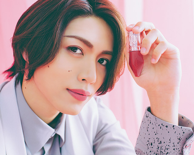 立石俊樹×JILL STUART Beauty(TVガイドStage Stars vol.15)