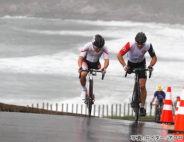 パラリンピック 自転車(川本翔大)写真:ロイター/アフロ