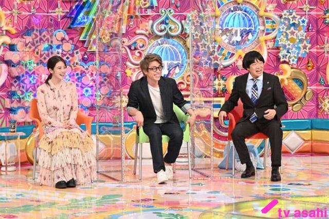TVガイドweb【BRAND NEW TV WORLD!!】/アメトーーク!(アメトーーク 3時間SPより、MC:蛍原徹/田村淳(ロンドンブーツ1号2号)、今田美桜)