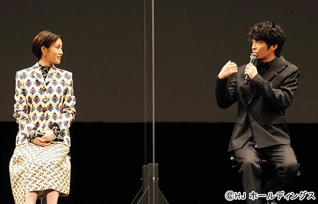 田中圭主演 Huluオリジナルドラマ「死神さん」配信記念イベント