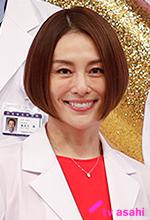「ドクターX~外科医・大門未知子~」会見:米倉涼子/大門未知子